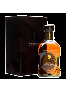 Whisky Cardhu 21 Anos