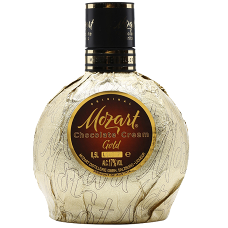 Liqueur Mozart Chocolate Gold