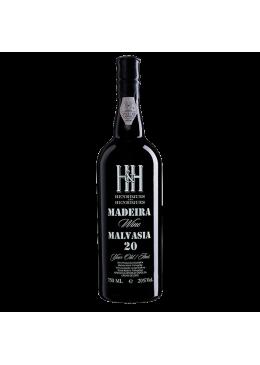 Vinho da Madeira Henriques & Henriques Malvasia 20 Anos