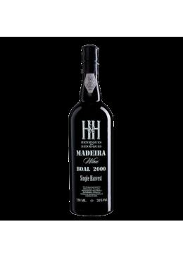 Vinho da Madeira Henriques & Henriques Single Harvest Boal 2000