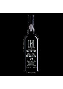 Vinho da Madeira Henriques & Henriques Verdelho 20 Anos