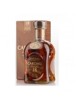 Whisky Cardhu 18 Anos