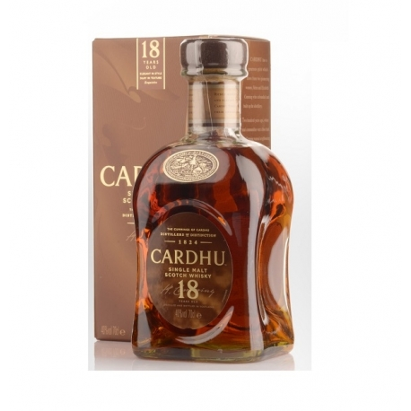 Whisky Cardhu 18 Years Old