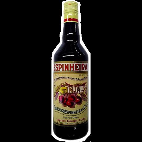 Licor de Ginja Espinheira Com Fruto 70CL-LICOR DE FRUTOS