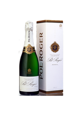 Champanhe Pol Roger Brut...