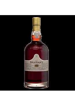 Port Wine Graham's Tawny 40...