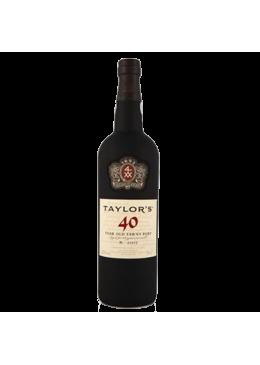 Port Wine Taylor's Tawny 40...