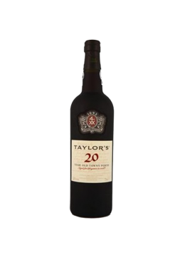 Port Wine Taylor's Tawny 20 Years Old