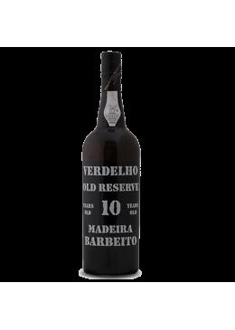 Vinho da Madeira Barbeito Verdelho 10 Anos