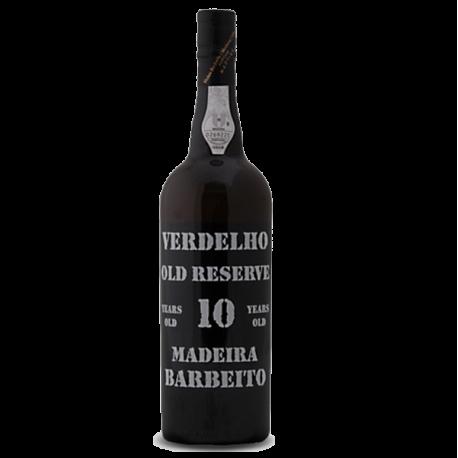 Vinho da Madeira Barbeito Verdelho 10 Anos-MADEIRA 10 ANOS