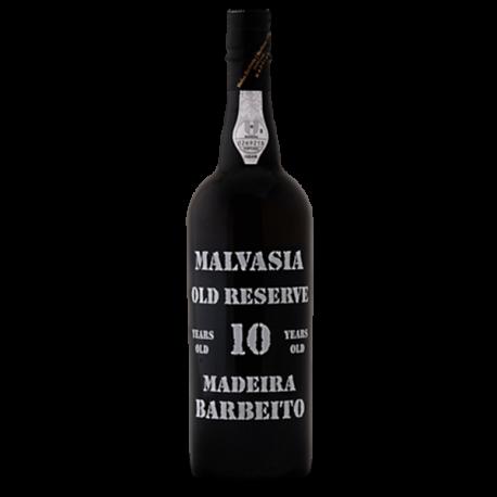 Vinho da Madeira Barbeito Malvasia 10 Anos-MADEIRA 10 ANOS