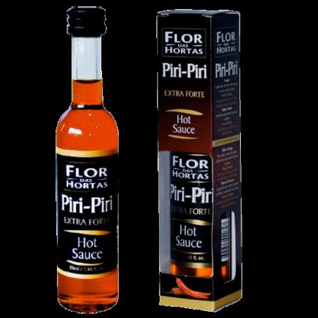 Hot Sauce BBQ Piri-Piri Flor das Hortas