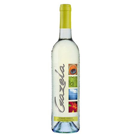 Gazela Verde White Wine Região dos Vinhos Verdes