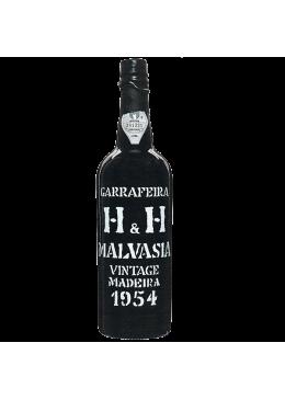Madeira Wine H & H Malvasia Vintage 1954