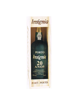 Port Wine Insígnia 20 Years Old