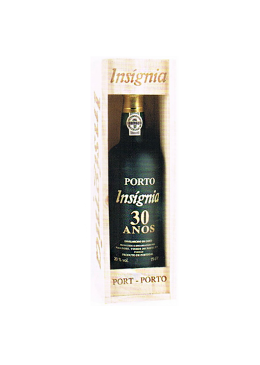Port Wine Insígnia 30 Years...