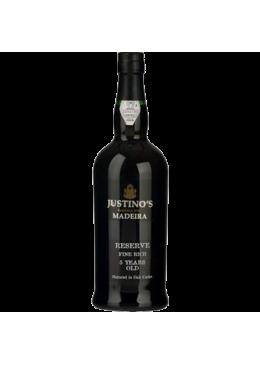 Vinho da Madeira Justino's Doce 5 Anos