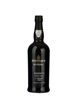 Madeira Wine Justino's Sweet 5 Years Old