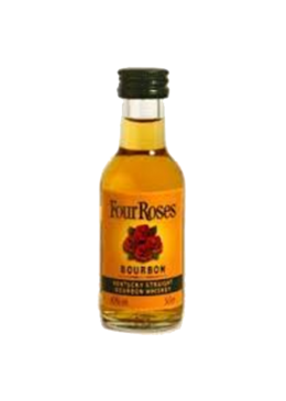 Four Roses Bourbon Miniature