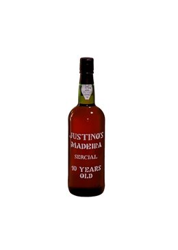 Madeira Wine Justino's Sercial 10 Years Old