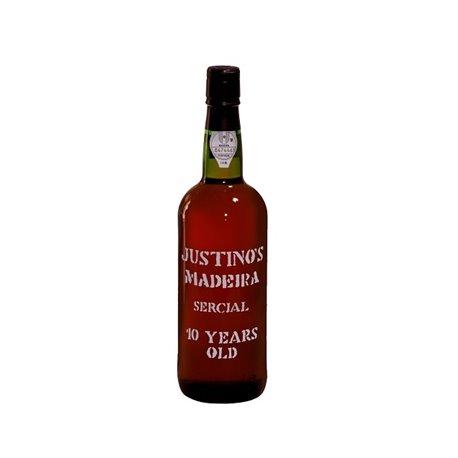 Vinho da Madeira Justino's Sercial 10 Anos-MADEIRA 10 ANOS