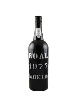 Vinho da Madeira H.M. Borges Boal 1977