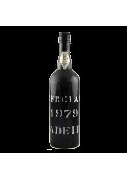 Vinho da Madeira Sercial H.M. Borges 1979