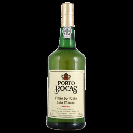Port Wine Poças White Vinho das Missas