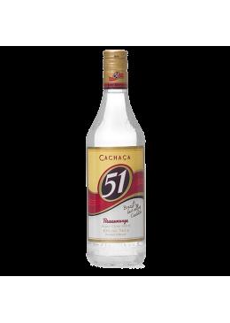 Cachaça 51 Pirassununga 1 Lt