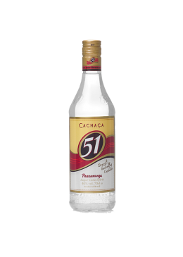 Sugarcane Liquor 51 Pirassununga 1 Lt