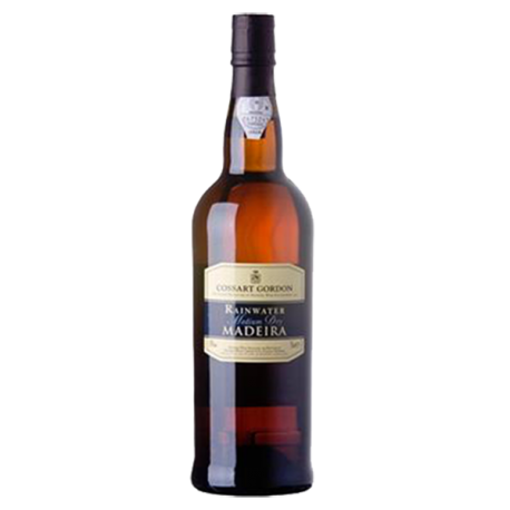 Vinho da Madeira Cossart Gordon Rainwater Meio Seco-MADEIRA RAINWATER