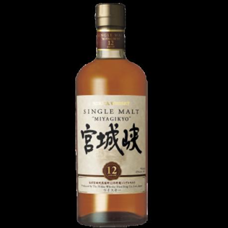 Whisky Nikka Miyagikyo 12 Anos-WHISKY JAPÃO