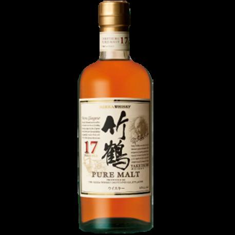 Whisky Malte Nikka Taketsuru 17 Years Old