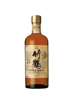 Whisky Malte Nikka Taketsuru 21 Years Old