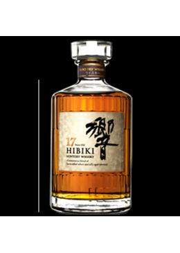 Whisky Suntory Hibiki 17 Years Old