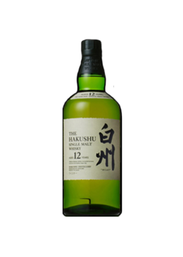 Whisky Suntory Hakushu 12 Years Old