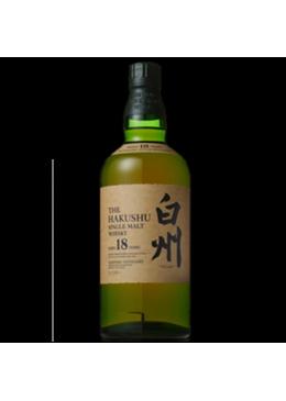 Whisky Suntory Hakushu 18...