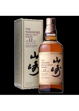 Whisky Yamazaki Malte 12 Anos