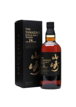 Whisky Yamazaki Malte 18 Anos