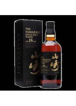Whisky Yamazaki Malte 18 Years Old