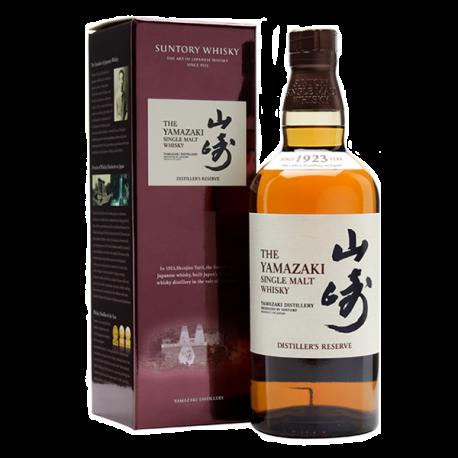 Whisky Yamazaki Distillers Reserve