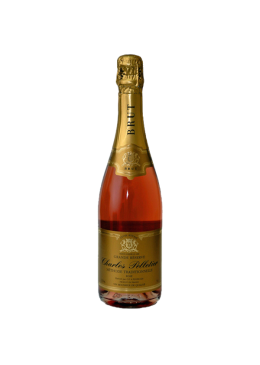 Vinho Espumante Charles Pelletier Rosé Brut