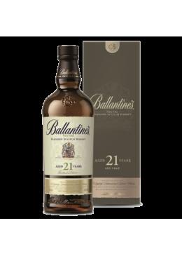 Whisky Ballantine's 21 Anos