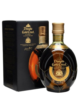 Whisky Dimple Gold Crest