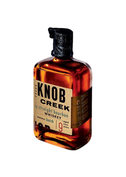Whisky Bourbon Knob Creek 9 Years Old