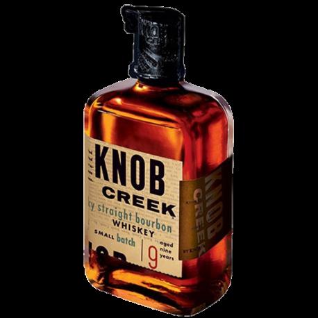Whisky Bourbon Knob Creek 9 Years Old