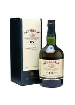 Whisky Redbreast 15 Anos