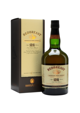 Whisky Redbreast 21 Anos...