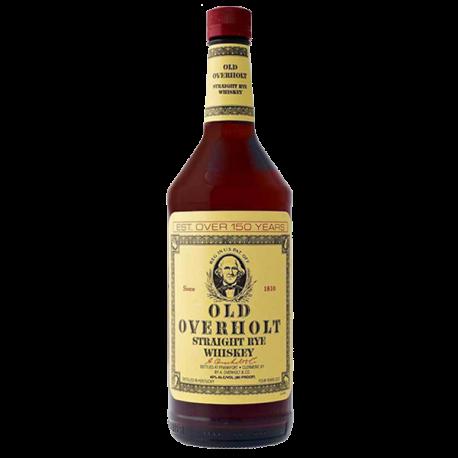 Whisky Bourbon Old Overholt Rye-WHISKY AMÉRICA