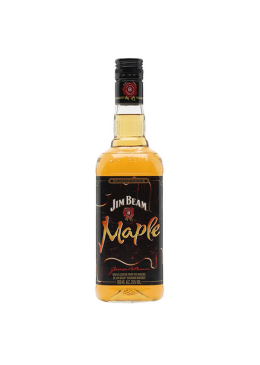 Whisky Bourbon Jim Beam Maple